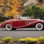 Mercedes-Benz 540K Special Roadster 1937 38