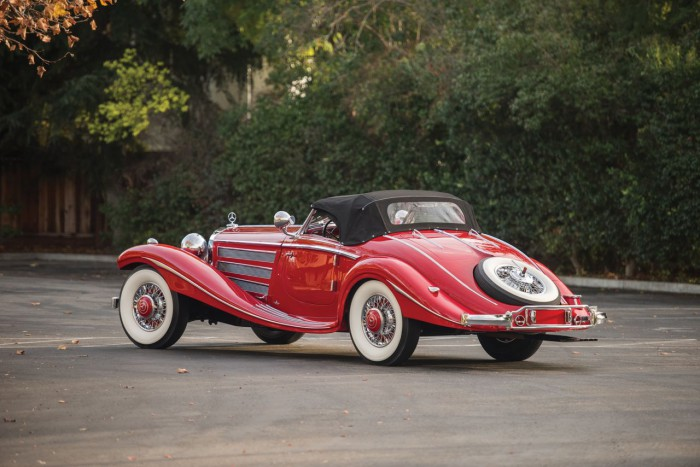 Mercedes-Benz 540K Special Roadster 1937 40