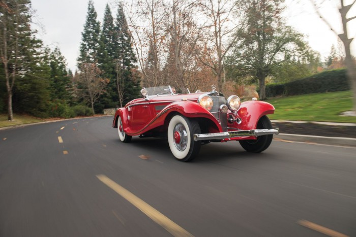 Mercedes-Benz 540K Special Roadster 1937 46