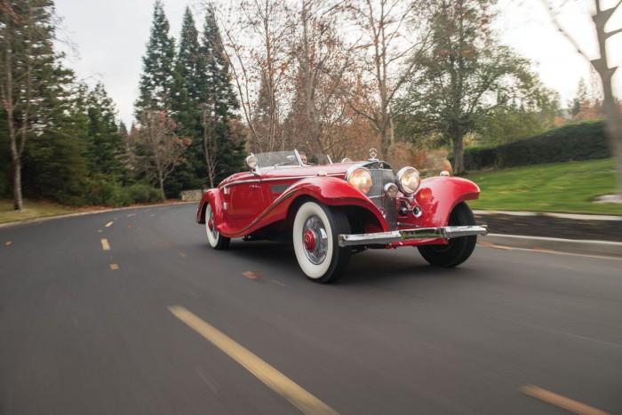 Mercedes-Benz 540K Special Roadster 1937 46