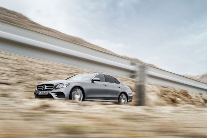Mercedes-Benz Clase E (W 213) 2016