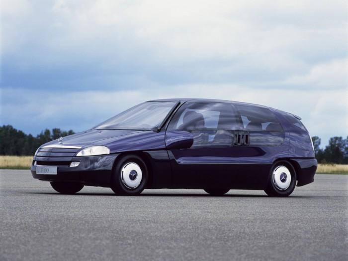 Mercedes F100 Concept 1991 01