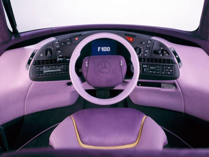 Mercedes F100 Concept 1991 02