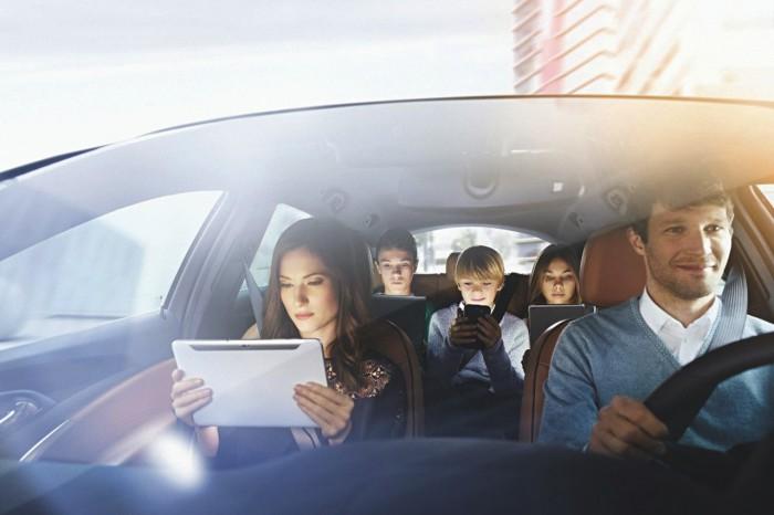 Opel On Star wifi coche