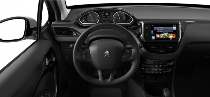 Peugeot 208 style 1