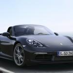 Porsche 718 Boxster 2016 01