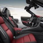 Porsche 718 Boxster 2016 interior 02