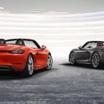 Porsche 718 Boxster 2016 y 718 Boxster S 2016 02