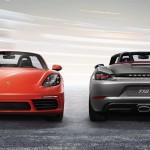 Porsche 718 Boxster 2016 y 718 Boxster S 2016 03