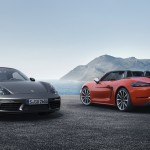 Porsche 718 Boxster 2016 y 718 Boxster S 2016