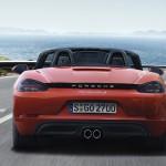 Porsche 718 Boxster S 2016 03