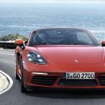 Porsche 718 Boxster S 2016 04
