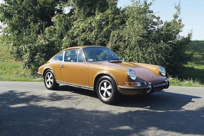 Porsche 911T Steve 5