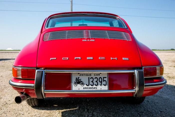 Porsche 912 1967 18