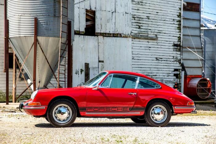 Porsche 912 1967 20