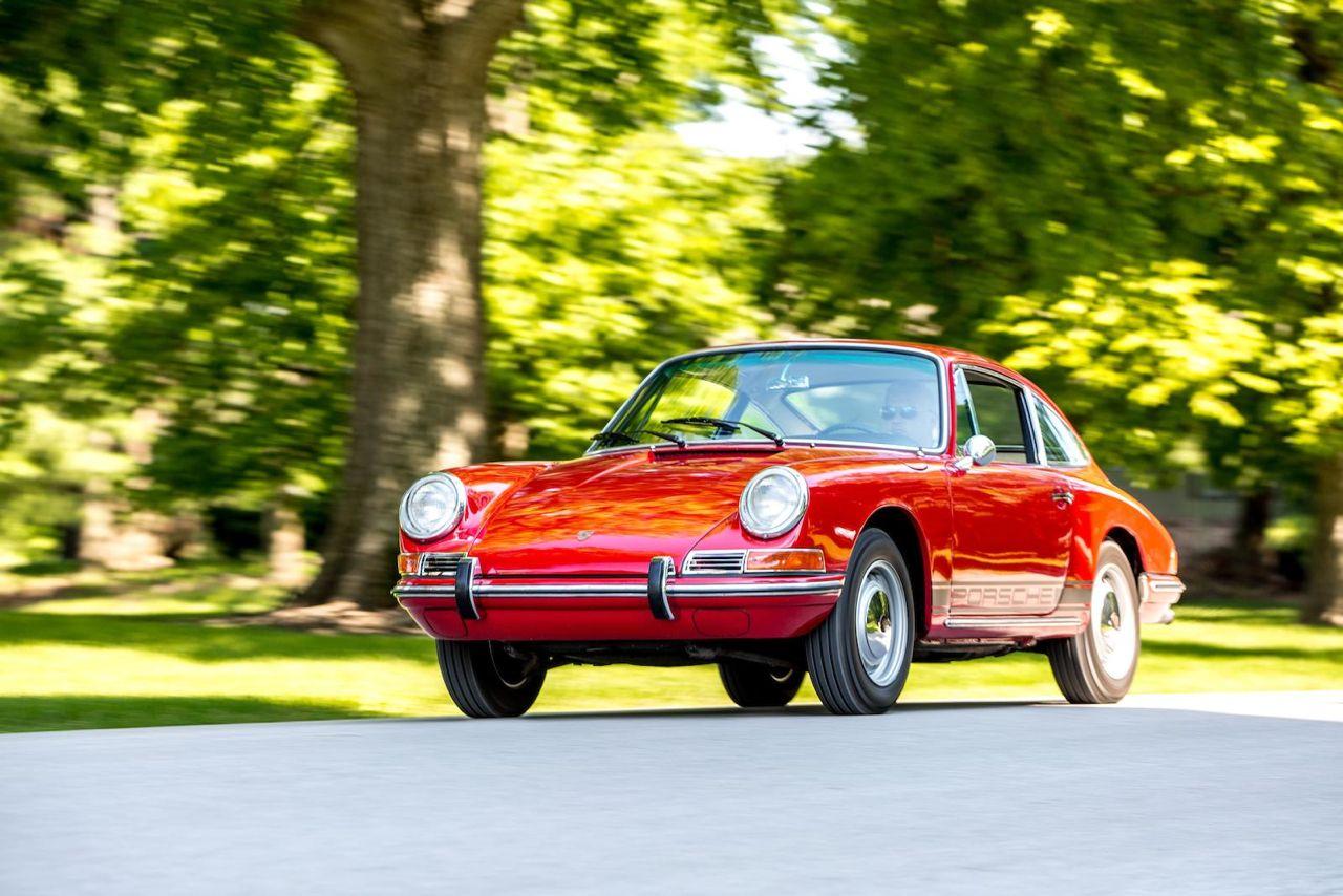 Porsche 912 1967 25