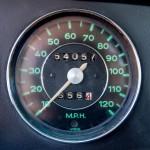 Porsche 912 1967 interior  02