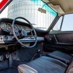 Porsche 912 1967 interior  03