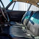 Porsche 912 1967 interior  08