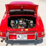 Porsche 912 1967 motor 3