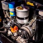 Porsche 912 1967 motor 4
