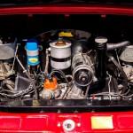 Porsche 912 1967 motor 5