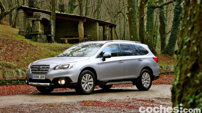 Prueba Subaru Outback 2016 14