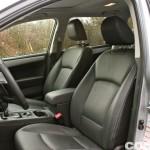 Prueba Subaru Outback 2016 interior 11