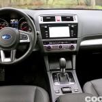 Prueba Subaru Outback 2016 interior 18