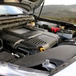 Prueba Subaru Outback 2016 motor 3