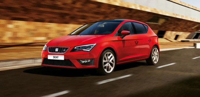 SEAT LEON FR ADVANCED 3