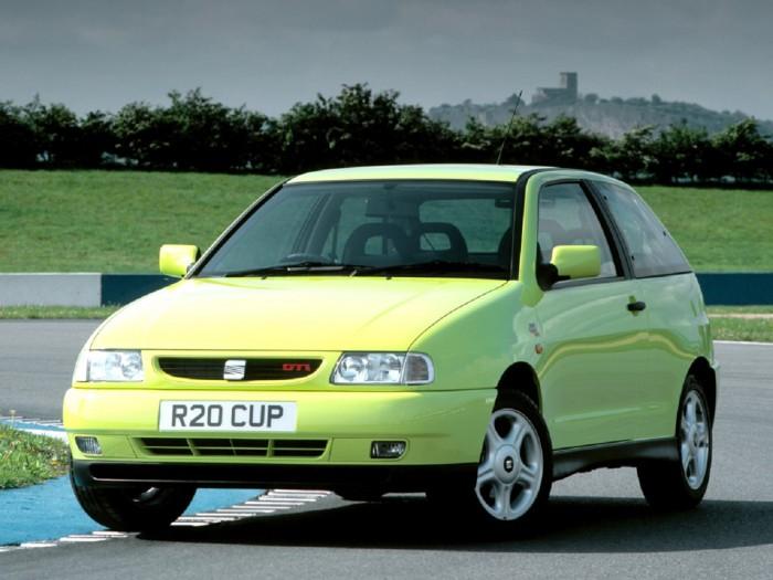 Seat Ibiza GTi Cupra