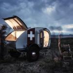 Teardrop Vintage Overland caravana 02