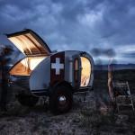 Teardrop Vintage Overland caravana 03