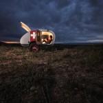 Teardrop Vintage Overland caravana 05