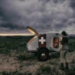 Teardrop Vintage Overland caravana 08