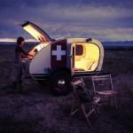 Teardrop Vintage Overland caravana 11