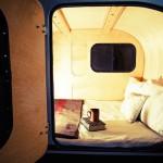Teardrop Vintage Overland caravana 12