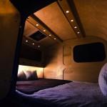 Teardrop Vintage Overland caravana 13