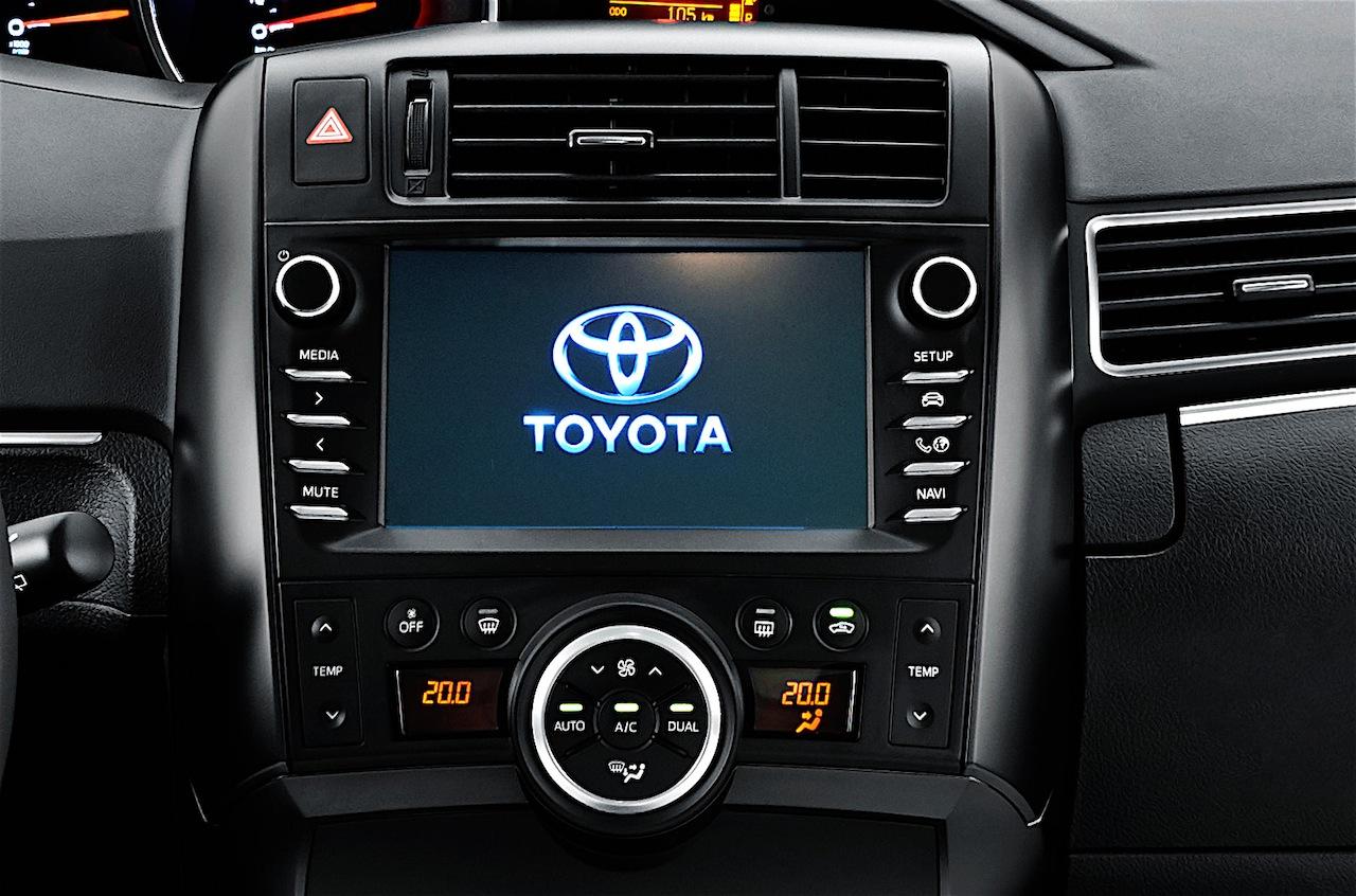 Toyota Supra 2016 >> En todo esto mejora la gama del Toyota Verso 2016