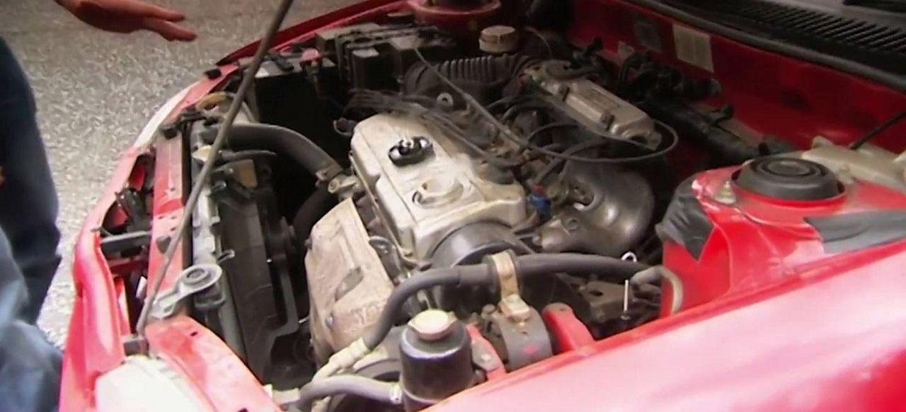 coche sin aceite