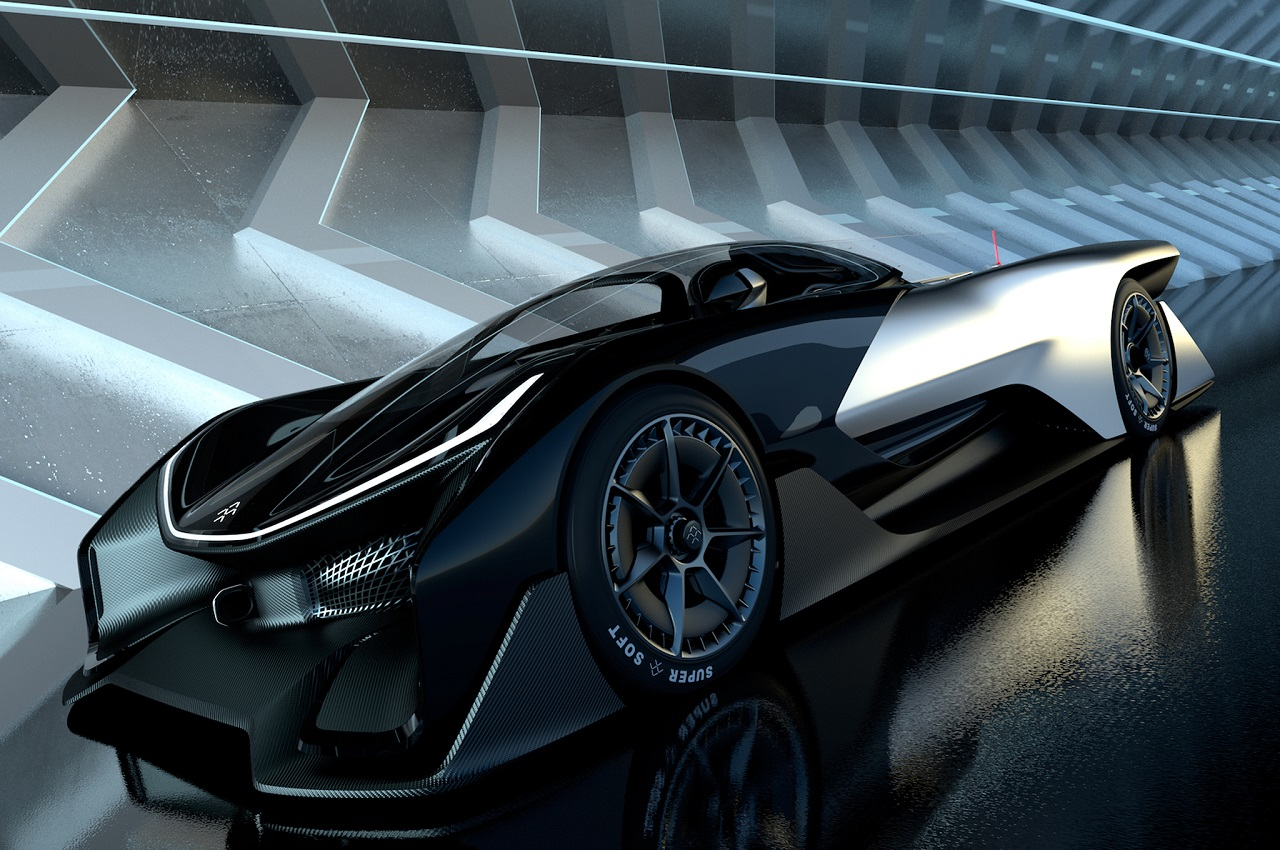 faraday future ffzero1 concept 1