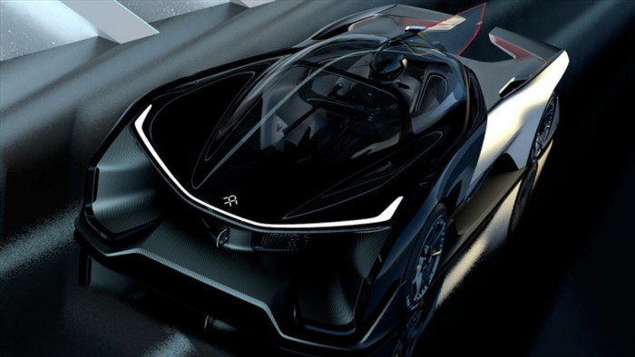 faraday future ffzero1 concept 4