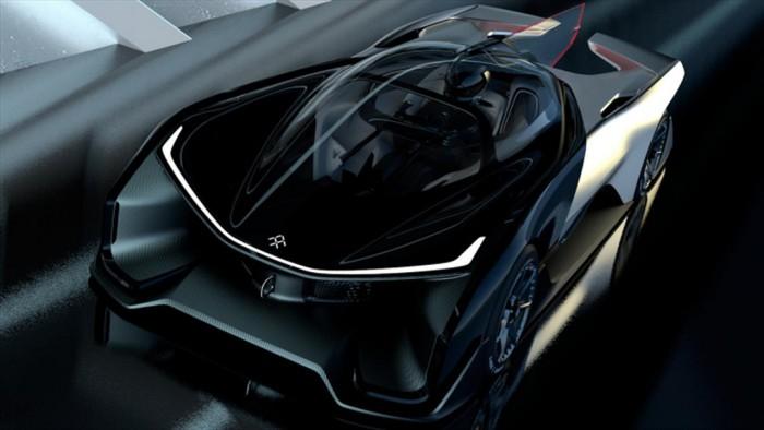 faraday future ffzero1 concept 4