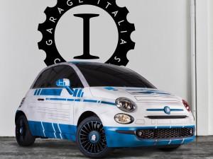 Fiat 500 R2-D2 2015