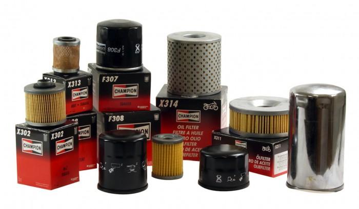 filtros de aceite diferentes vehiculos