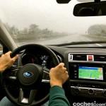 prueba Subaru Outback 2016 dinamica 2