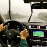 prueba Subaru Outback 2016 dinamica 3