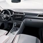 Volkswagen Tiguan GTE Active Concept 2016 nterior