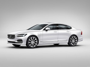 Volvo S90 T8 Inscription 2016